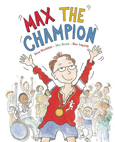 Max the Champion - Jacket