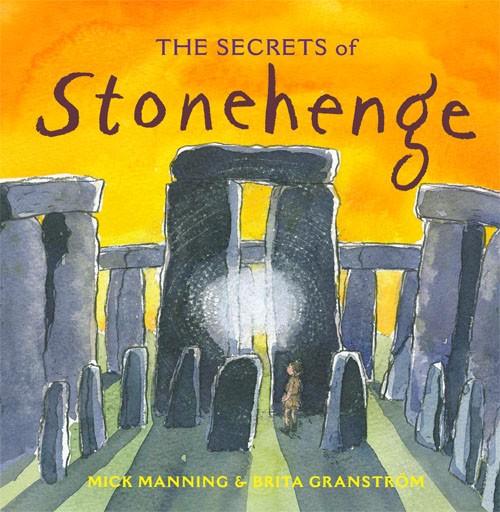 The  Secrets of Stonehenge - Jacket