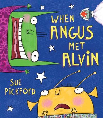 When Angus Met Alvin - Jacket