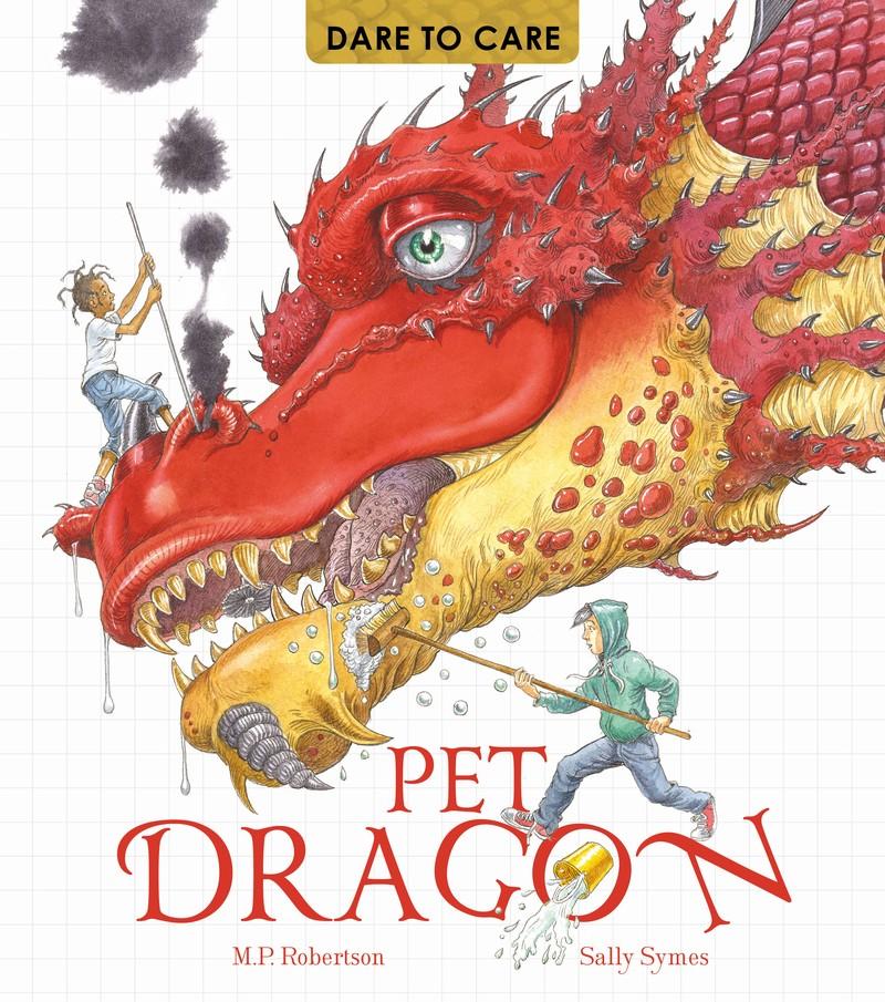 Dare to Care: Pet Dragon - Jacket