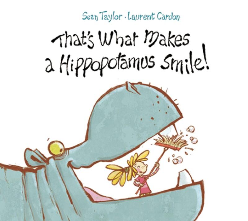 That's What Makes a Hippopotamus Smile - Jacket