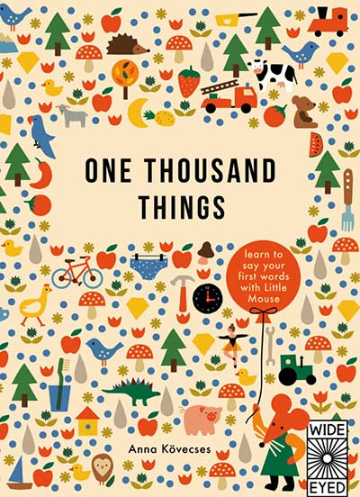 One Thousand Things - Jacket