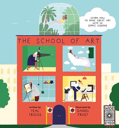 The  School of Art - Jacket