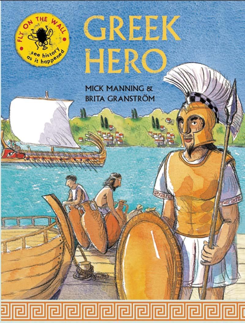 Greek Hero - Jacket