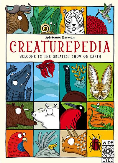 Creaturepedia - Jacket