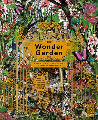 The  Wonder Garden - Jacket