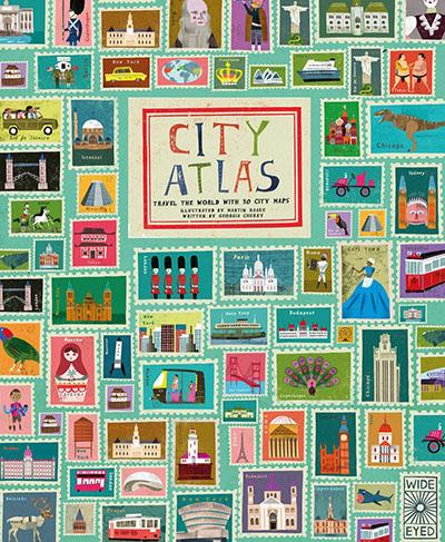 City Atlas - Jacket