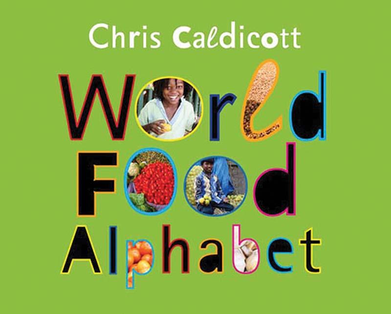 World Food Alphabet - Jacket