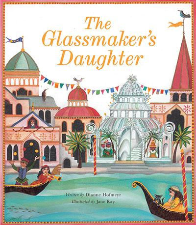 The Glassmaker's Daughter - Jacket