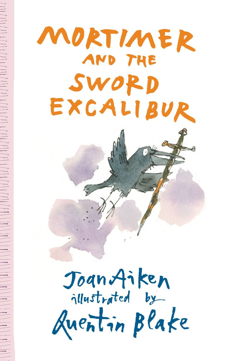 Mortimer and the Sword Excalibur - Jacket