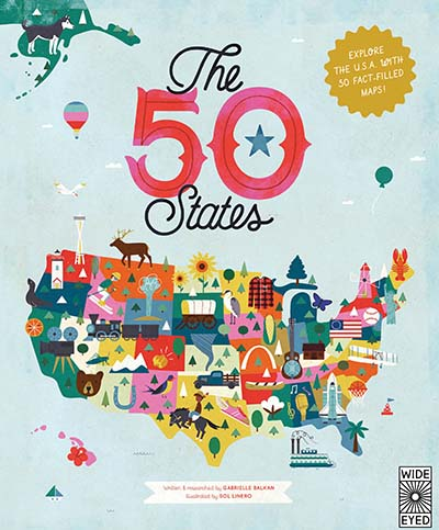 The  50 States - Jacket
