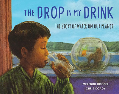 The  Drop in my Drink - Jacket