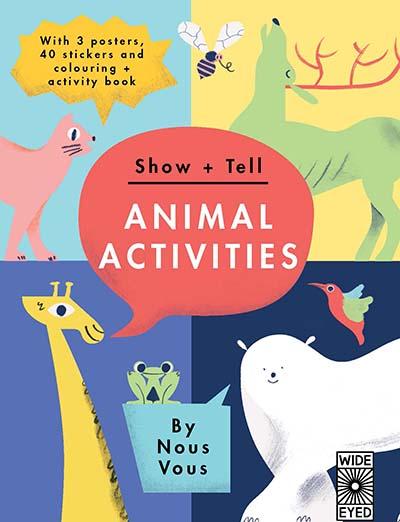 Show + Tell: Animal Activities - Jacket