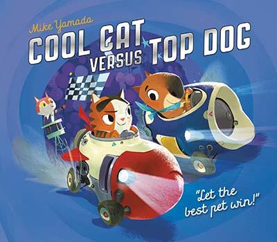 Cool Cat versus Top Dog - Jacket