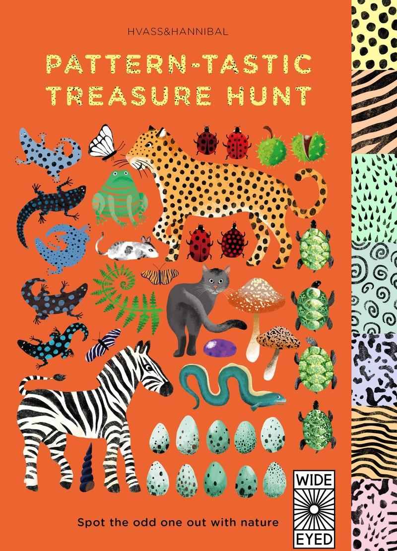Pattern-tastic Treasure hunt - Jacket