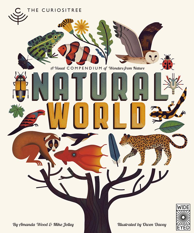 Curiositree: Natural World - Jacket