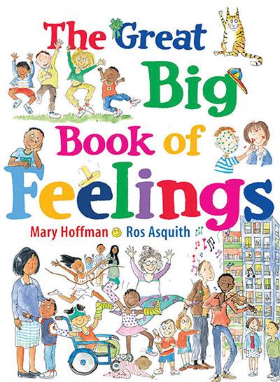The  Great Big Book of Feelings - Jacket
