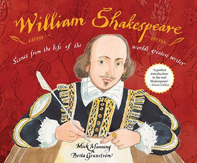 William Shakespeare - Jacket