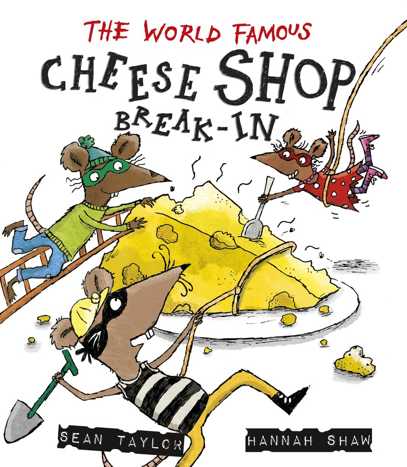 The  World-Famous Cheese Shop Break-in - Jacket