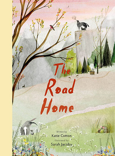 The  Road Home - Jacket