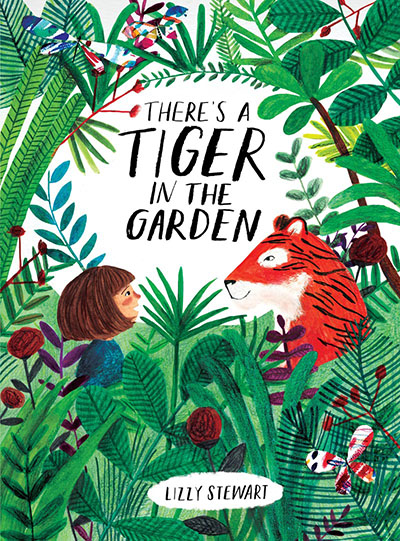 There's a Tiger in the Garden - Jacket