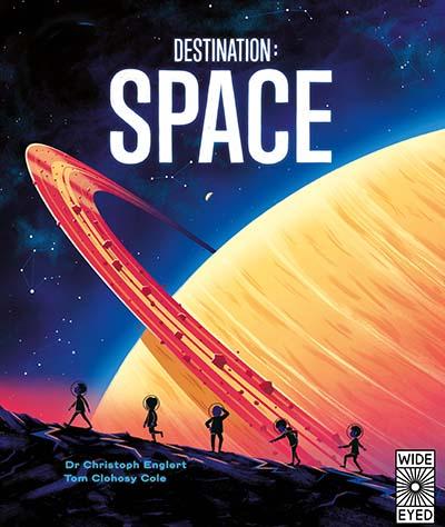 Destination: Space - Jacket