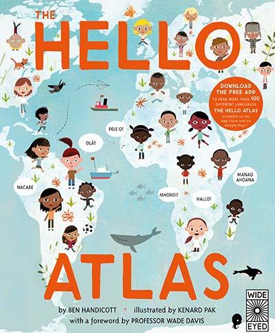 The  Hello Atlas - Jacket