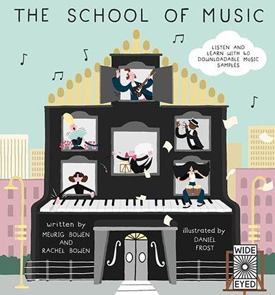 The School of Music - Jacket