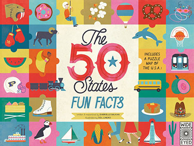 The  50 States: Fun Facts - Jacket