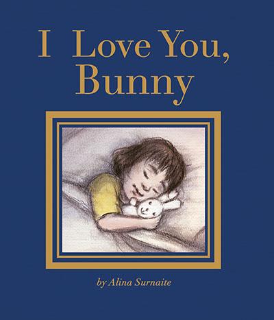 I Love You, Bunny - Jacket