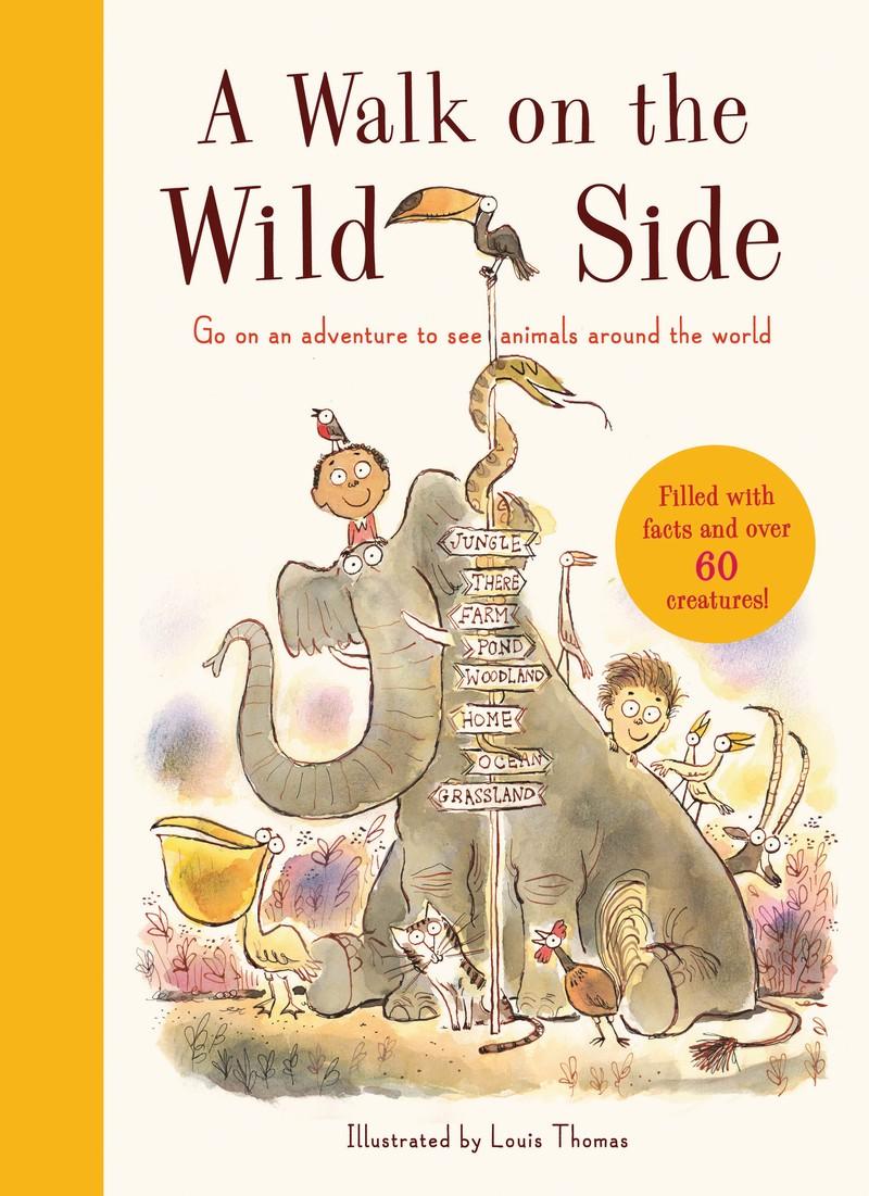 A Walk on the Wild Side - Jacket