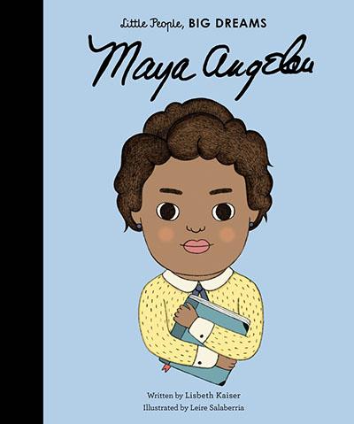 Maya Angelou - Jacket