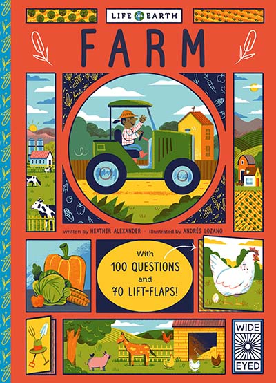 Life on Earth: Farm - Jacket
