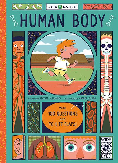 Life on Earth: Human Body - Jacket