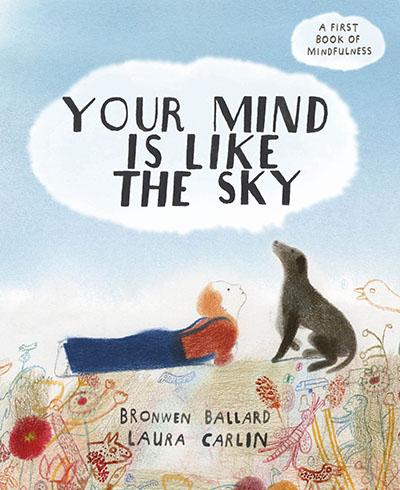 Your Mind is Like the Sky - Jacket