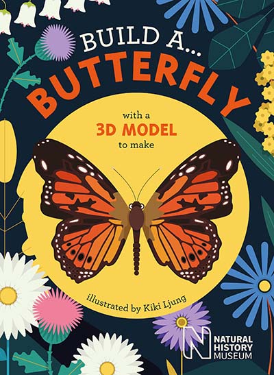 Build a... Butterfly - Jacket