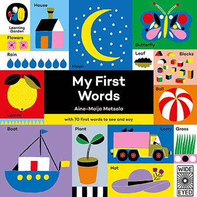 My First Words - Jacket