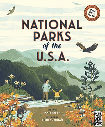 National Parks of the USA - Jacket