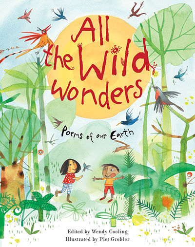 All the Wild Wonders - Jacket