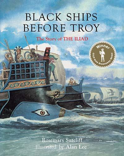 Black Ships Before Troy - Jacket