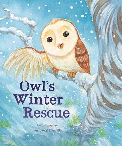 Owl's Winter Rescue - Jacket