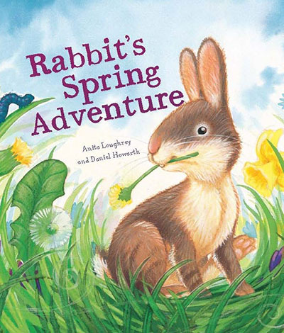 Rabbit's Spring Adventure - Jacket