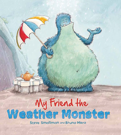 My Friend the Weather Monster - Jacket