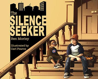 The Silence Seeker - Jacket