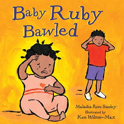 Baby Ruby Bawled - Jacket