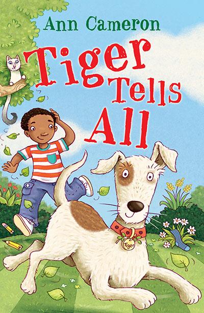 Tiger Tells All - Jacket
