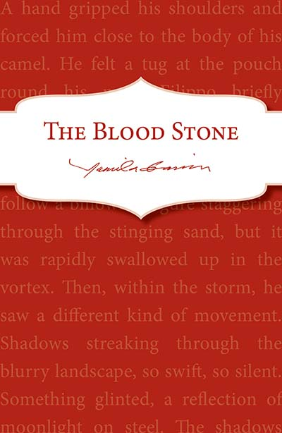 The Blood Stone - Jacket
