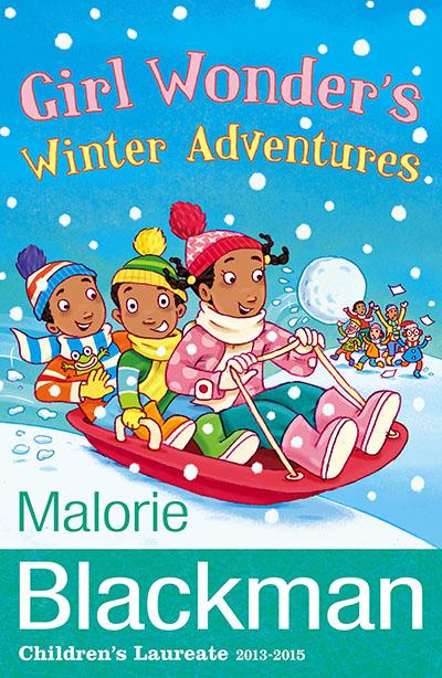 Girl Wonder's Winter Adventures - Jacket