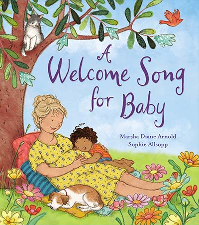 A Welcome Song for Baby - Jacket