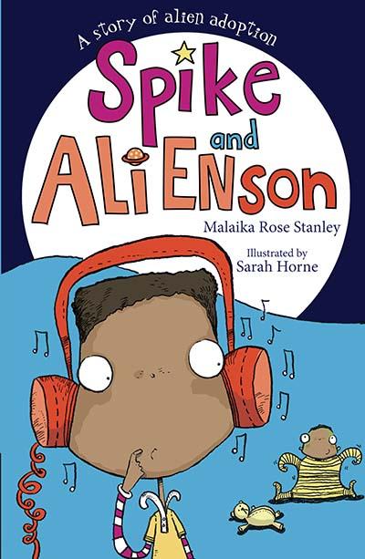 Spike and Ali Enson - Jacket